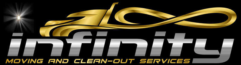 Infinity Moving & Clean Out Services Logo